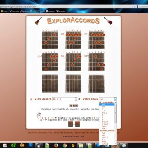 Catalogue Guitare Livrets PDF