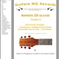 Catalogue Guitare Livrets PDF -324 accords PDF-V3