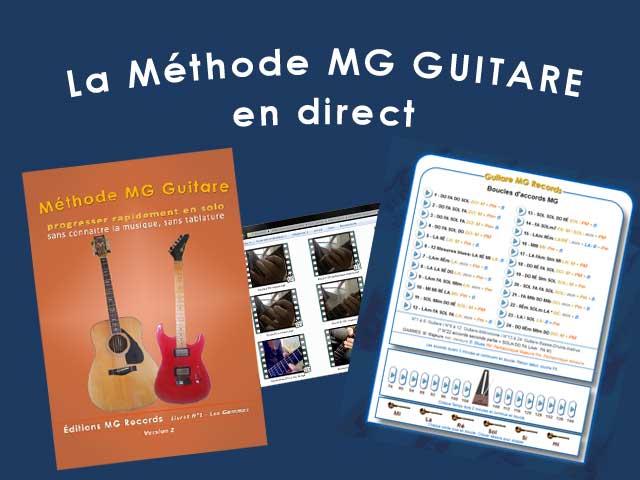 Méthode MG Guitare